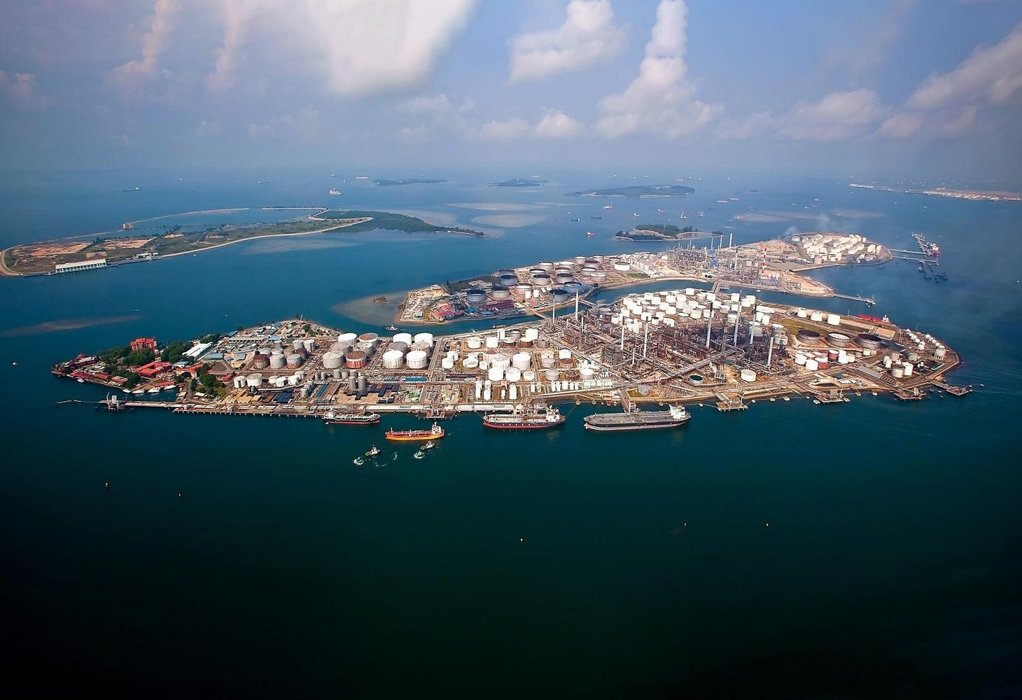 shell-singapore-to-close-group-i-base-oil-refinery-in-july-2022