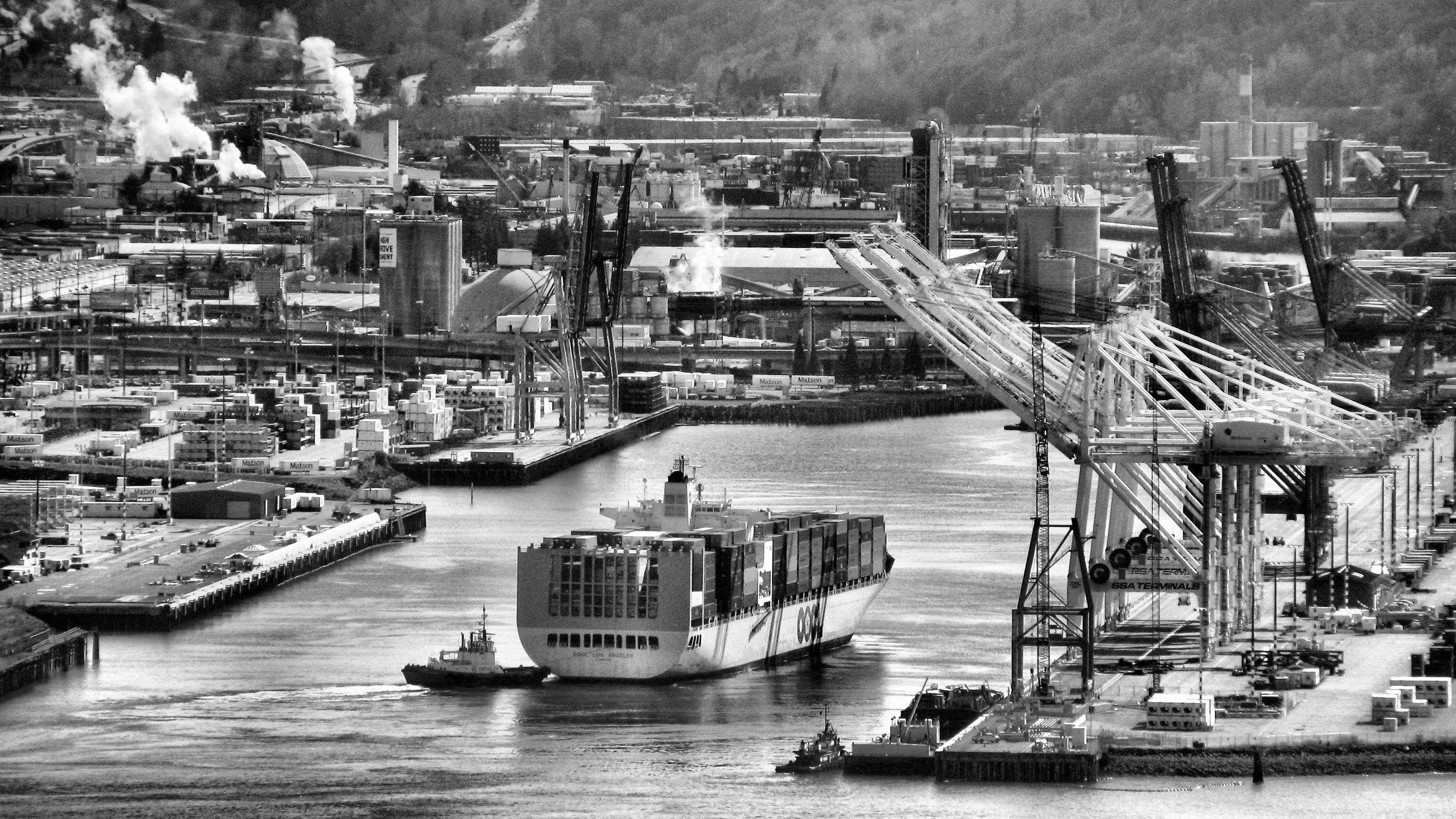 Seattle_container_port
